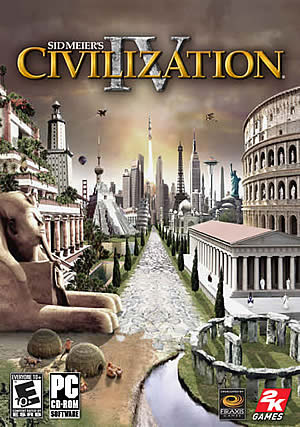Civilization IV - PC Box