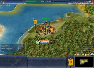 Civilization IV - Gameplay Screenshot