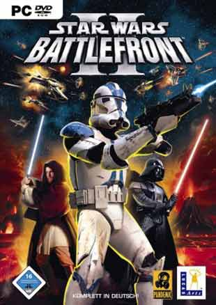 Star Wars Battlefront II PC Box