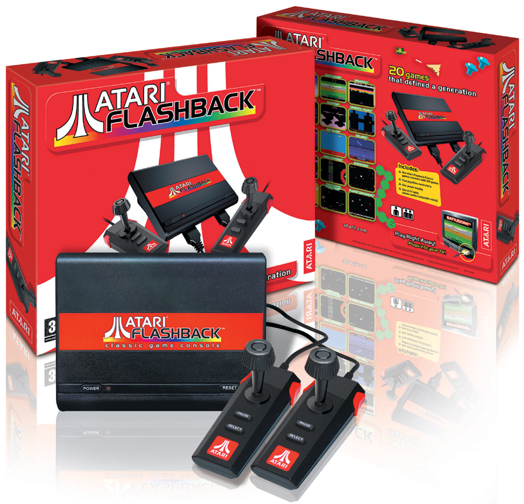 Atari Flashback console system