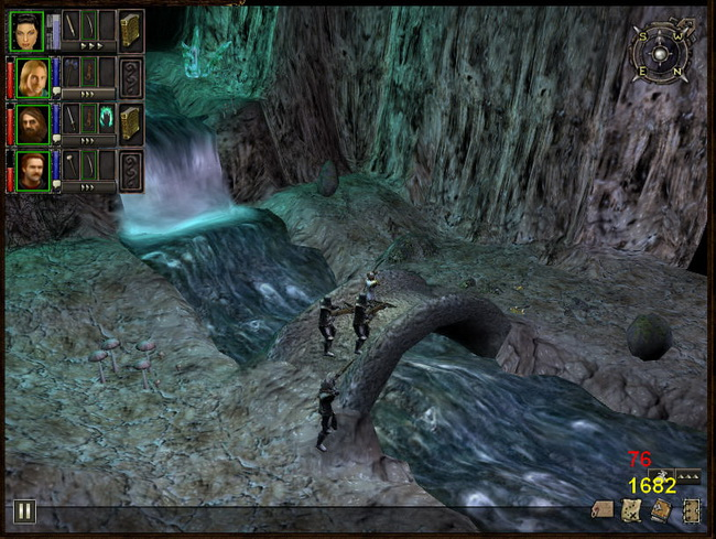Ultima V - Gameplay Screenshot 2