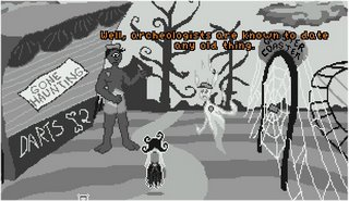 Spooks Gameplay Screenshot 2