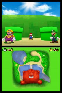 Super Mario 64 - Nintendo DS