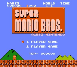Super Mario Bros- NES
