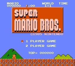Super Mario Bros- NES
