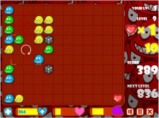 Germ Attack Gameplay Screenshot