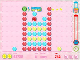 Sweety Puzzle - Gameplay Screenshot