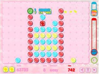 Sweety Puzzle - Gameplay Screenshot