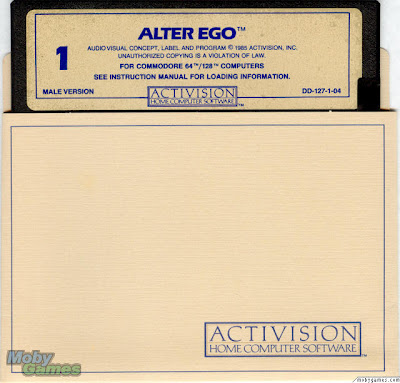 Alter Ego disk