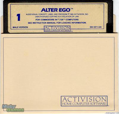 Alter Ego disk