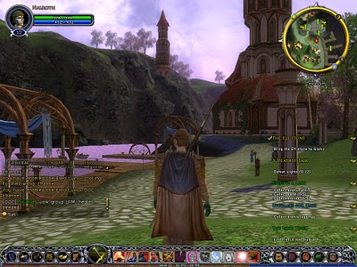 Lord of the Rings Online - Gameplay Screenshot