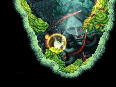 Aquaria screenshot