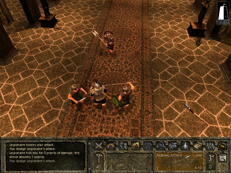 The Age of Decadence - Gameplay Screenshot