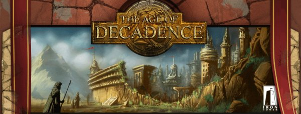 The Age of Decadence logo