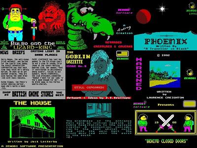 Zenobi Software Visual Medley