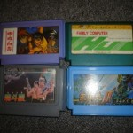 The Pirates Cove: Famicom Carts