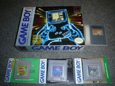 Gamebox classic box with Games