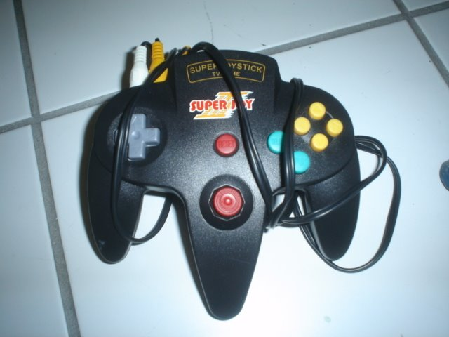 Famiclone Power Joy Controler