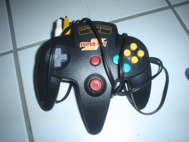 Famiclone Power Joy Controler