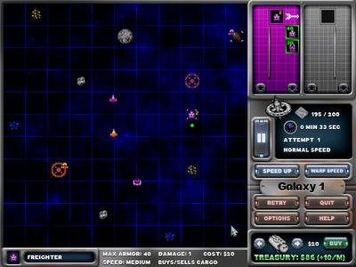 Space War Commander - Amiga