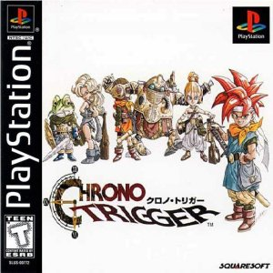 Chrono Trigger - PS1 Box