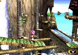 Tomba 2 - Gameplay Screenshot