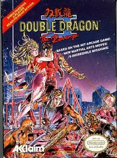 Double Dragon 2 - NES - Gamplay Screenshot