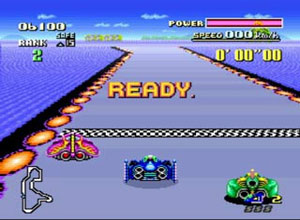 F-Zero Gameplay Screenshot 9