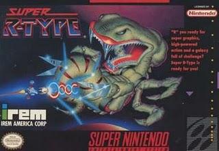 Super R Type Gameplay Screenshot