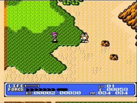 Crystalis-snk-nes-gameplay-screenshot