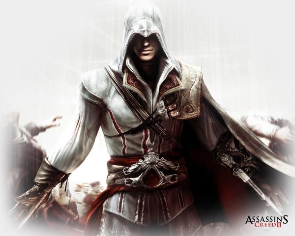 Assassin's Creed II Ezio