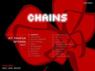 Chains - Gameplay Screenshot
