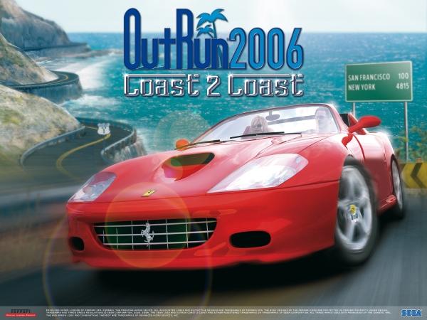 Outrun 2006 Coast 2 Coast Title