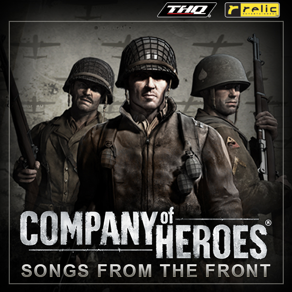 Company of Heroes Songs From The Front OST