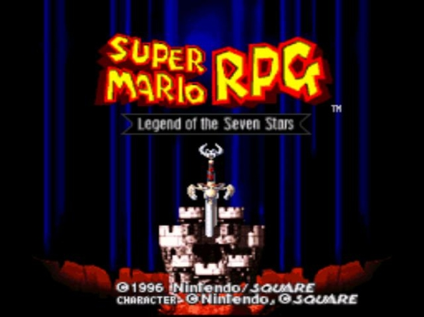 super mario rpg intro