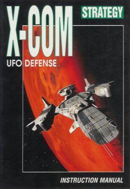 X-COM 1 Manual
