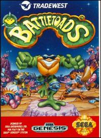Battletoads Box Genesis