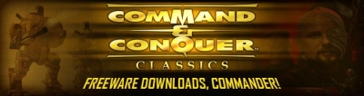 Free Stuff – First 3 original Command & Conquer games