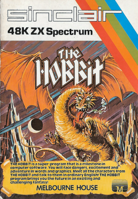The Hobbit X Spectrum box cover 2