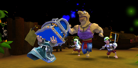 Dungeon Bandits screenshot
