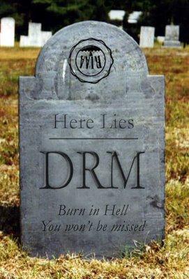 DRM RIP