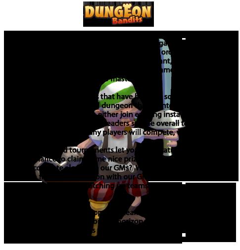 Dungeon Bandits intro