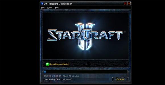 StarCraft 2 login