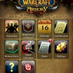 World of Warcraft Auction House and Armory app