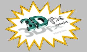 3dfx logo - a symbol of quality