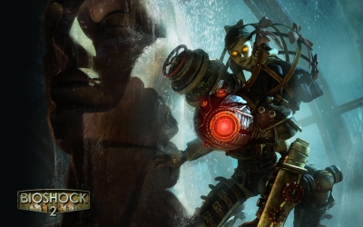 Bioshock 2 Big Sister