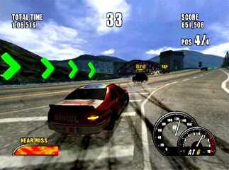 Burnout 2 - Point of Impact Screenshot I