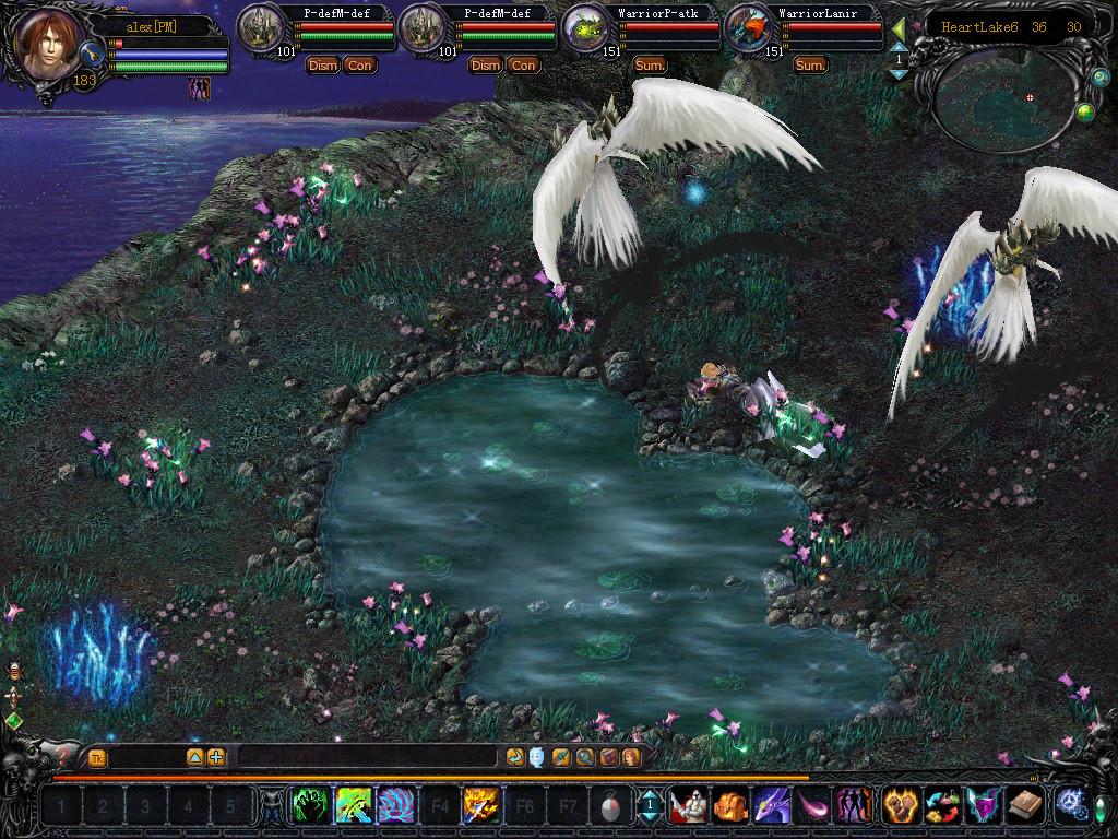 Eudemons Online screenshot