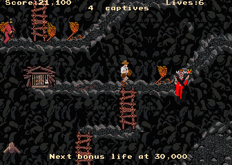 Indiana Jones and The Temple of Doom screenshot