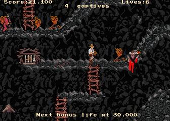 Indiana Jones and The Temple of Doom screenshot
